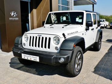 Pre-owned Jeep Wrangler Rubicon Unlimited for sale in