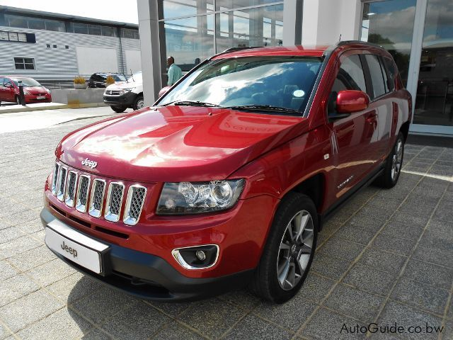 Pre-owned Jeep Compass Limited for sale in Gaborone
