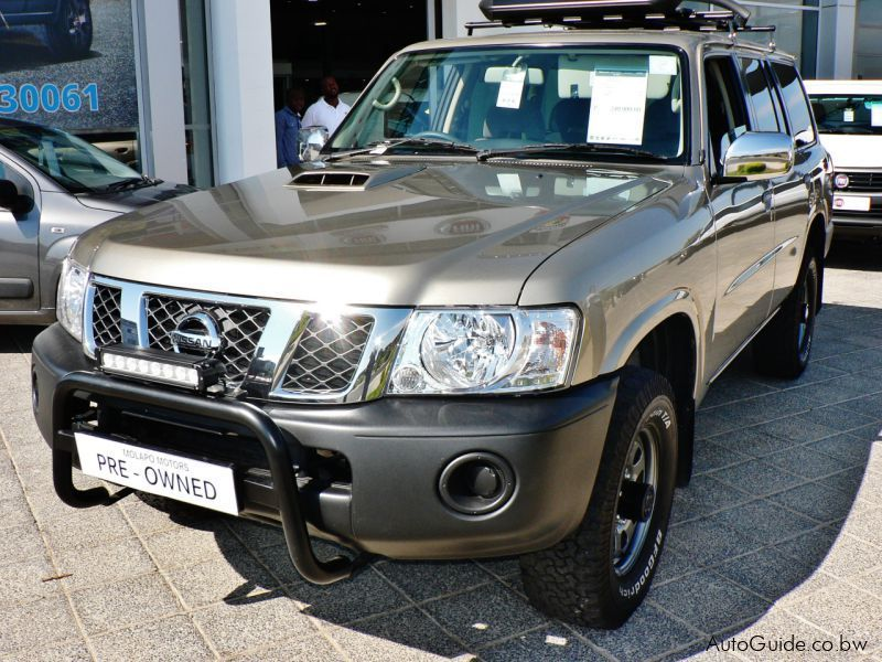 Pre-owned Nissan Patrol GL for sale in