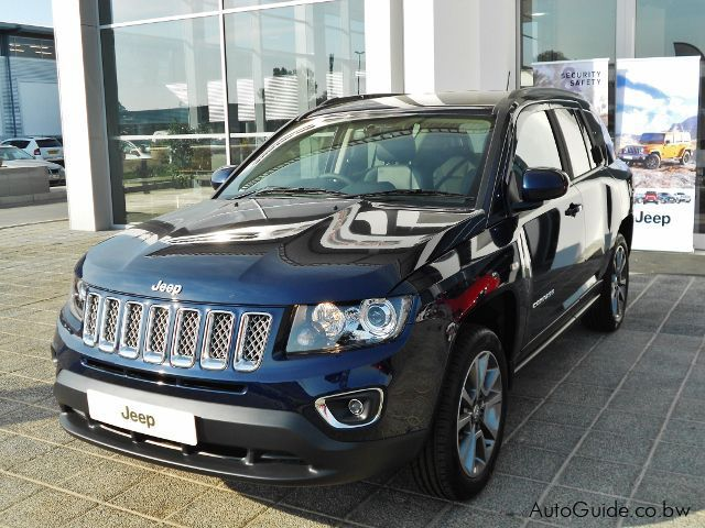 Used Jeep Compass CVT Limited for sale in Gaborone