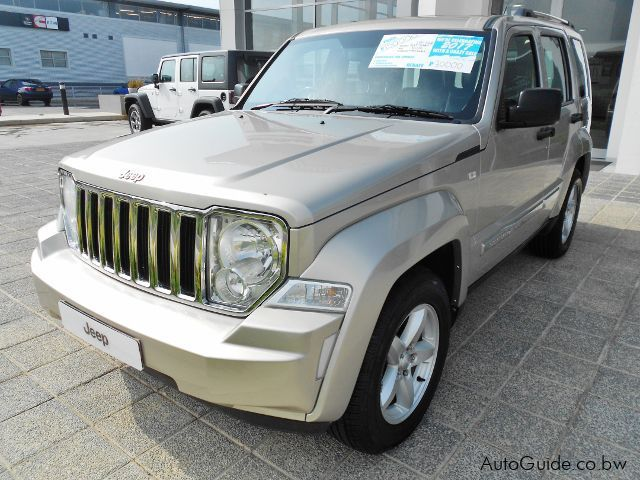 Used Jeep Cherokee Limited for sale in Gaborone