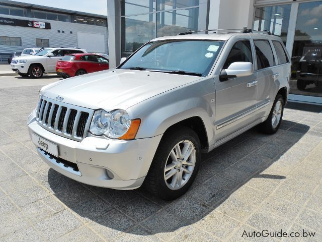Pre-owned Jeep Grand Cherokee Overland Hemi for sale in Gaborone