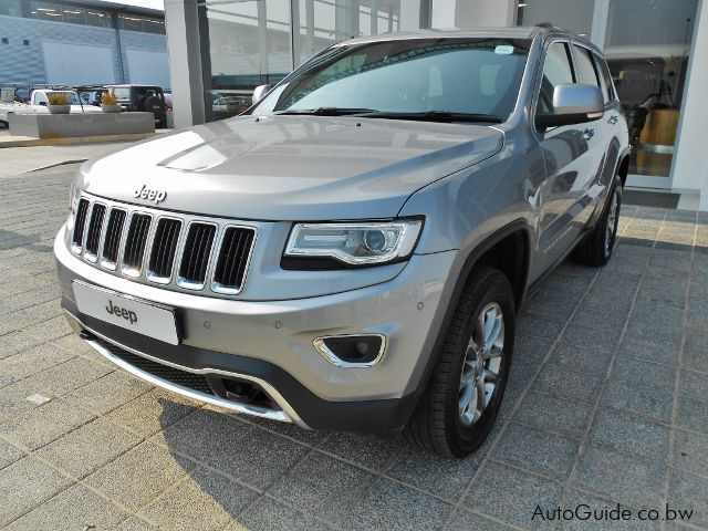 Used Jeep Grand Cherokee Limited for sale in Gaborone