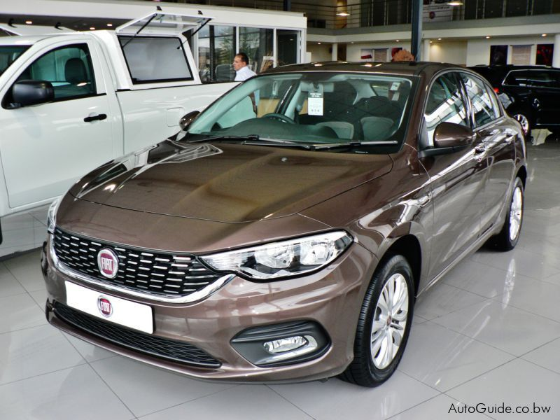 Pre-owned Fiat Tipo for sale in