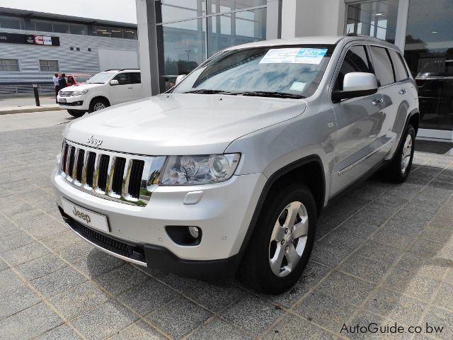 Pre-owned Jeep Grand Cherokee Limited for sale in Gaborone