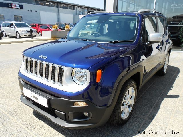 Used Jeep Renegade DDCT for sale in Gaborone