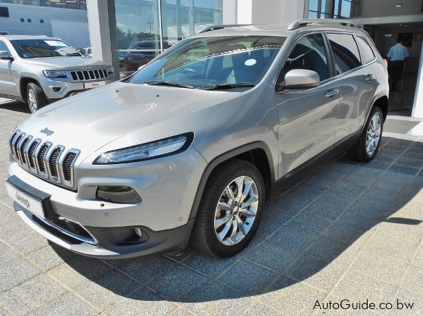 Pre-owned Jeep Cherokee Limited for sale in Gaborone