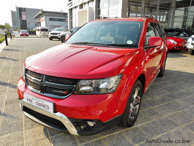 Pre-owned Dodge Journey Crossroad for sale in Gaborone