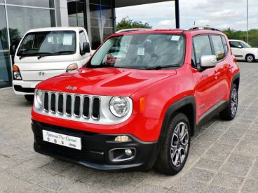 Pre-owned Jeep Renegade Limited for sale in