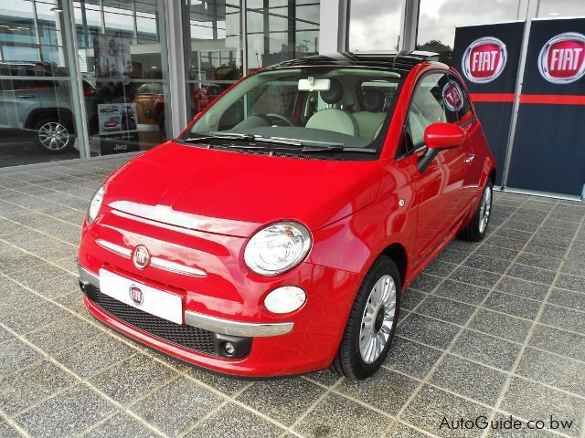 Used Fiat 500 Lounge for sale in Gaborone