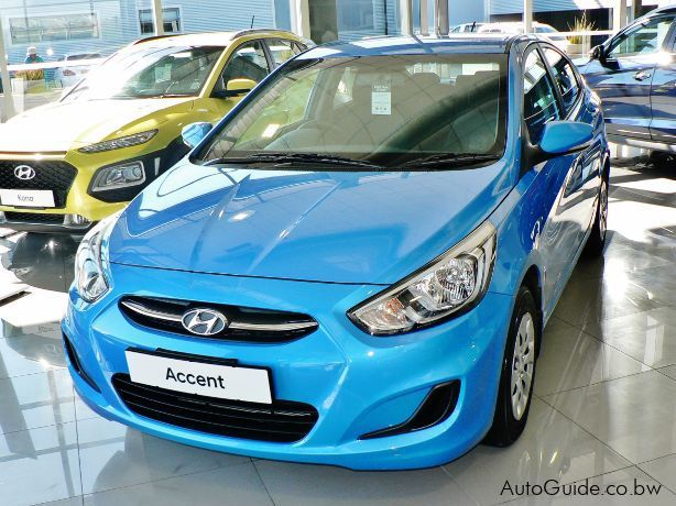 Pre-owned Hyundai Accent Motion for sale in
