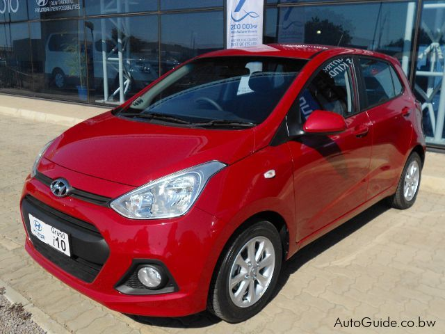 Pre-owned Hyundai i 10 Grand for sale in