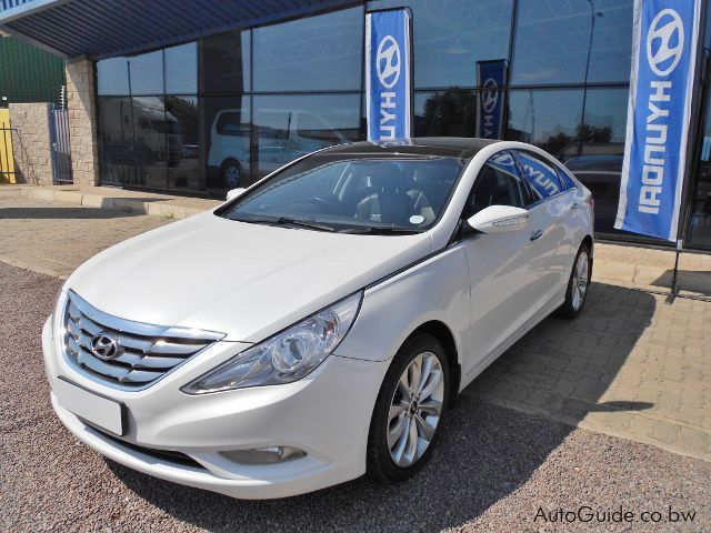 Used Hyundai Sonata for sale in Gaborone