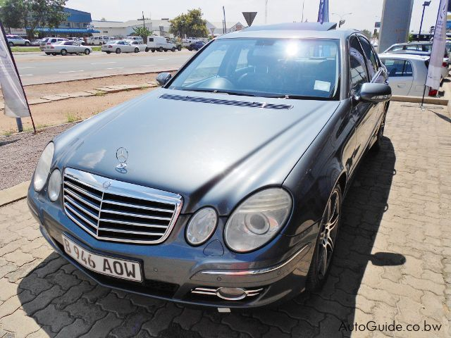 Pre-owned Mercedes-Benz E280 for sale in Gaborone