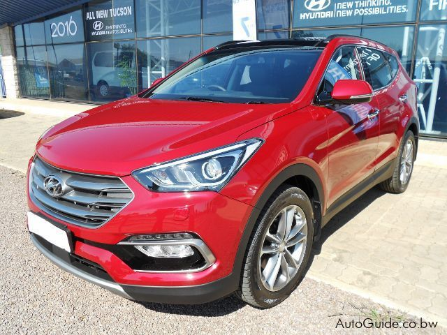 Pre-owned Hyundai Santafe for sale in