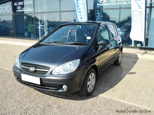 Used Hyundai Getz for sale in Gaborone