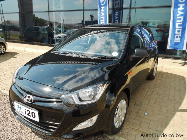 Used Hyundai i20 for sale in Gaborone