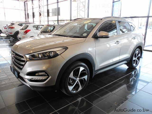 Pre-owned Hyundai Tucson DCT Turbo for sale in Gaborone