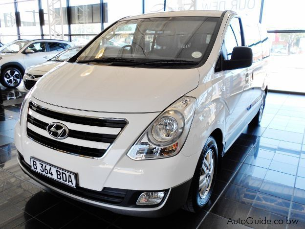 Used Hyundai H1 for sale in Gaborone