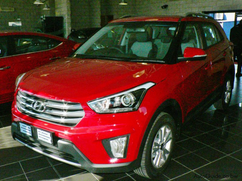 Pre-owned Hyundai Creta  for sale in