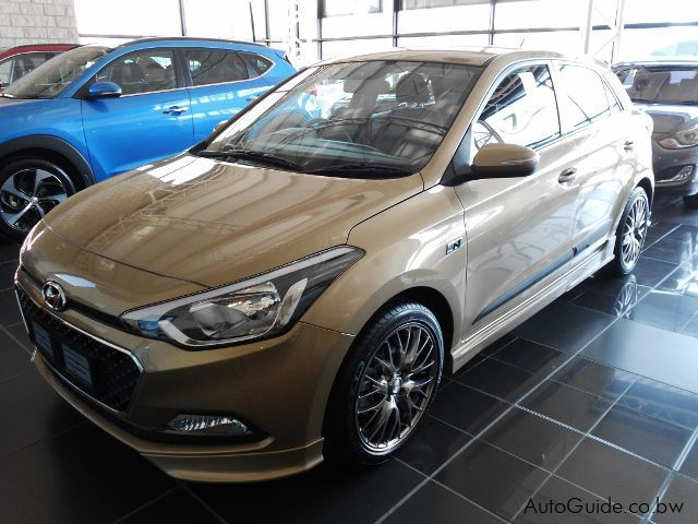 Pre-owned Hyundai i20 N Sport for sale in