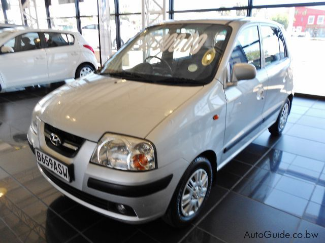 Pre-owned Hyundai Atos Prime GLS for sale in Gaborone