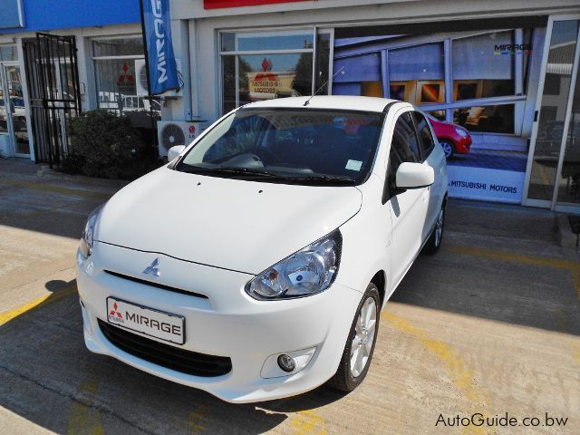 New Mitsubishi Mirage MIVEC M/T GLS for sale in Gaborone