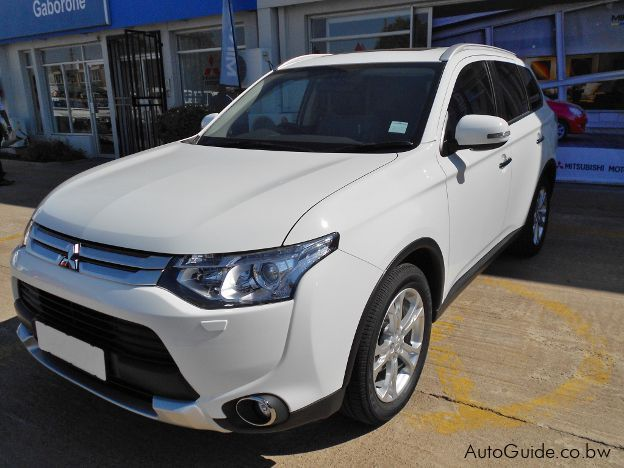New Mitsubishi Outlander Mivec GLS Exceed for sale in Gaborone