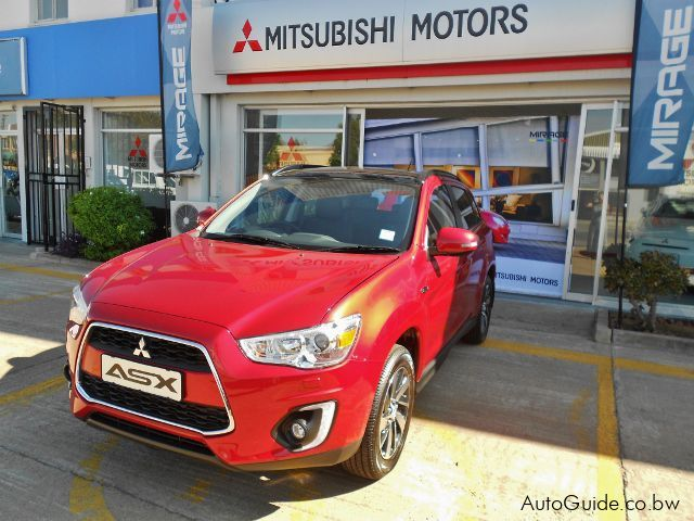 New Mitsubishi ASX MIVEC 6 Speed CVT GLS  for sale in Gaborone