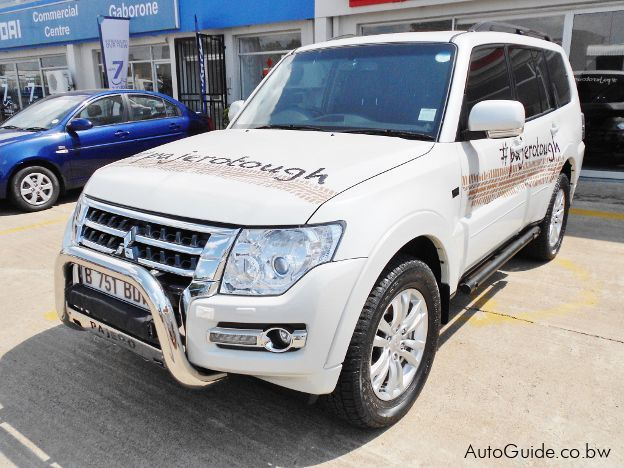 Used Mitsubishi Pajero Legend II Exceed Limited for sale in Gaborone