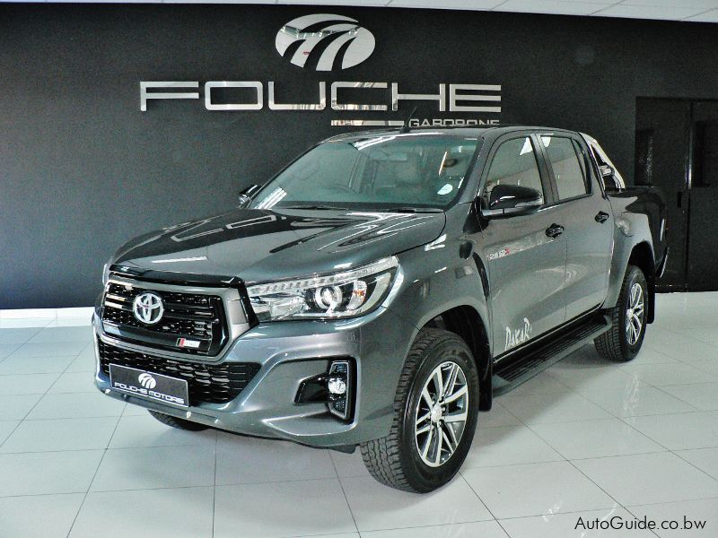 Pre-owned Toyota Hilux Dakar GD6 for sale in