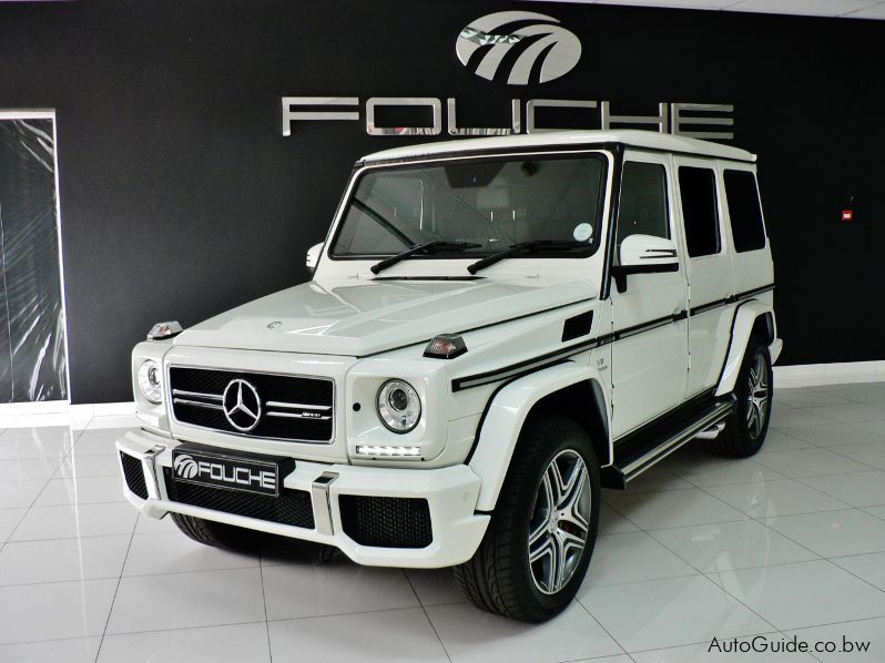 Pre-owned Mercedes-Benz G63 AMG for sale in