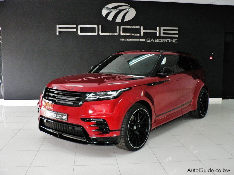 Pre-owned Land Rover Range Rover Velar 300 R-Dynamic Lumma CLR for sale in