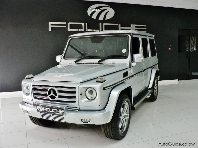 Pre-owned Mercedes-Benz G55 V8 Compressor AMG for sale in