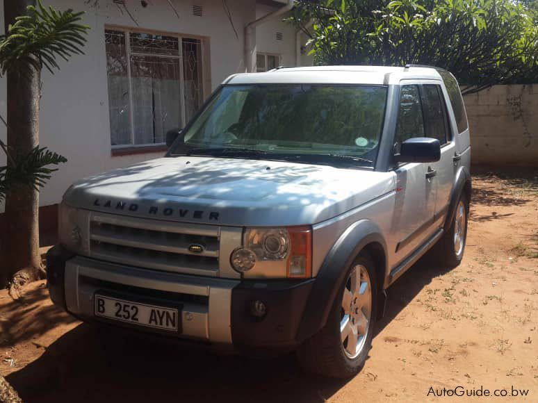Pre-owned Land Rover Discovery 3 V8 for sale in