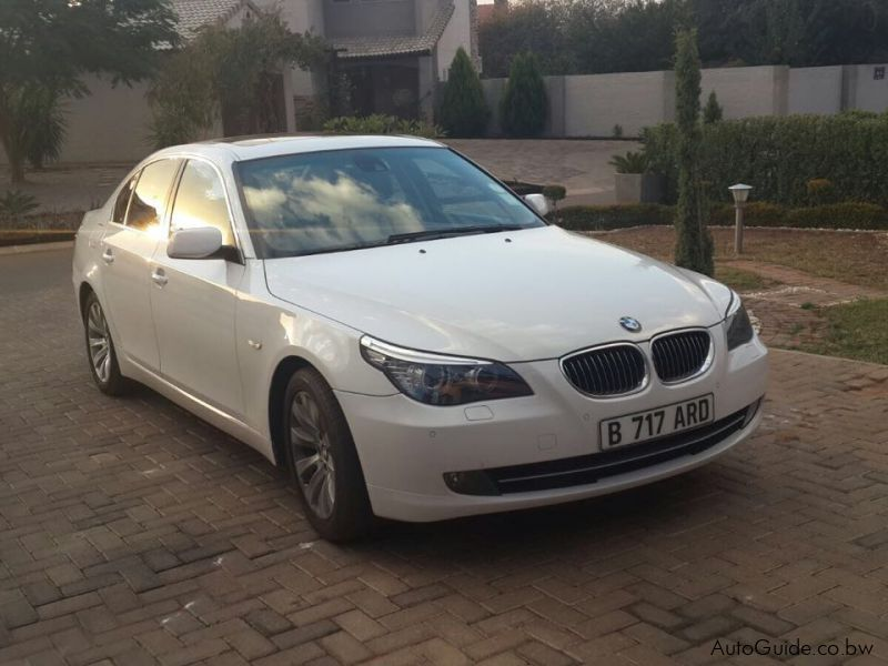 Used BMW 523i E60 for sale in