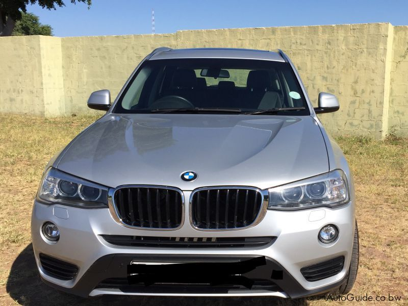 Pre-owned BMW X3 for sale in
