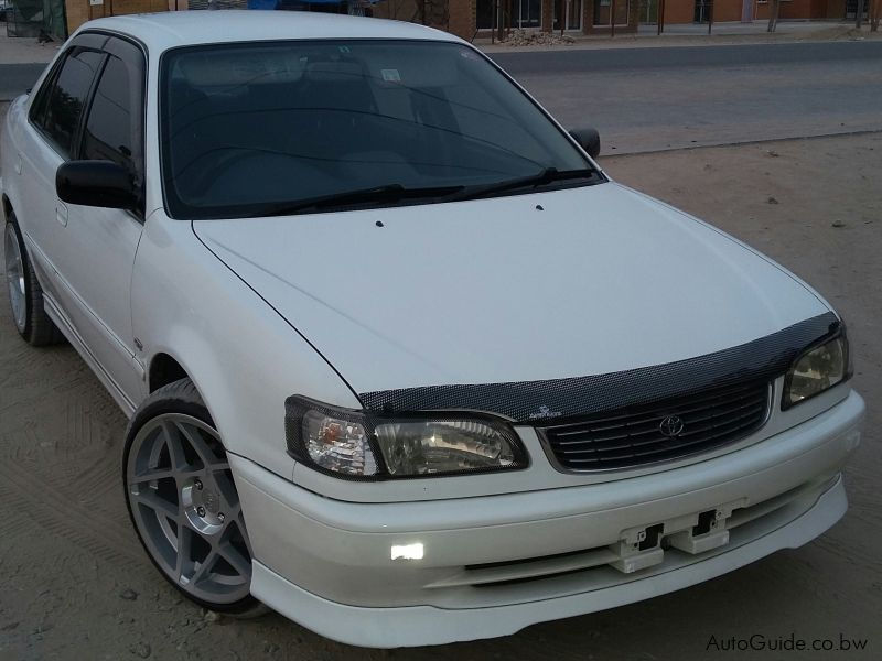 Pre-owned Toyota Corolla GT 1.8 twin-cam for sale in