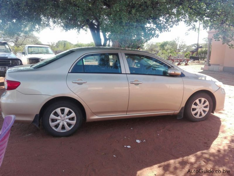 Used Toyota corolla for sale in