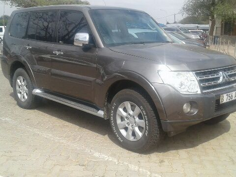 Pre-owned Mitsubishi Pajero 3.8 V6 GLS LWB for sale in