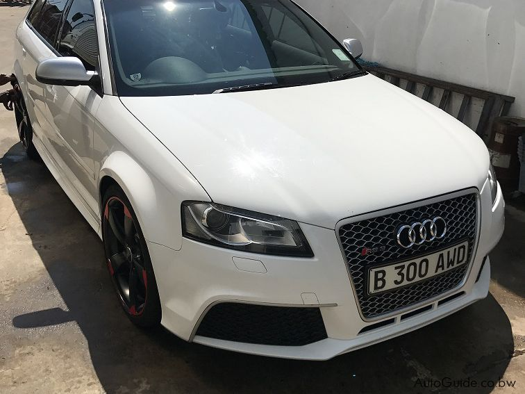 Pre-owned Audi Rs3 2.5 Quattro for sale in