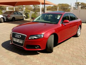 Pre-owned Audi A4 1.8TFSI for sale in