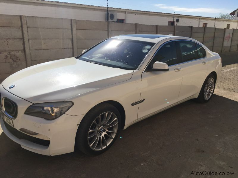 Used BMW 750i for sale in Gaborone