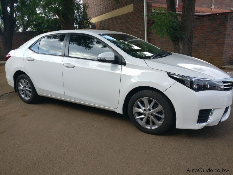 Pre-owned Toyota 1.8 Prestige for sale in