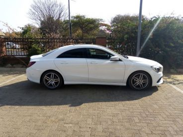 Pre-owned Mercedes-Benz CLA 200 AMG PACKAGE for sale in