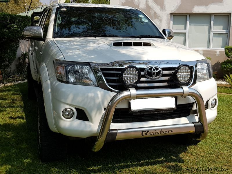Pre-owned Toyota Hilux 3L D4D Legend 45 for sale in