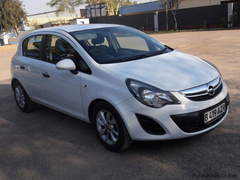 Pre-owned Opel Corsa Essentia 1.4 5DR for sale in