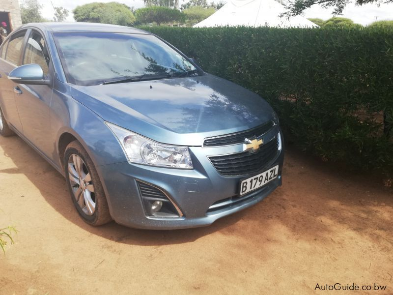 Pre-owned Chevrolet Cruze LT, 2.0 Turbo charged for sale in
