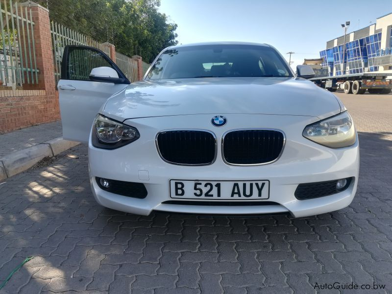 Pre-owned BMW 1 series 116i for sale in