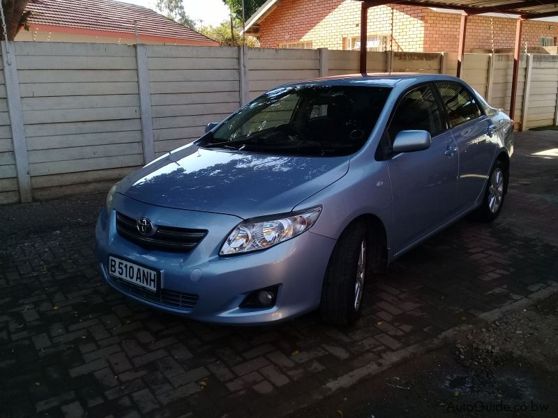 Pre-owned Toyota Corolla 1.6 vvti for sale in